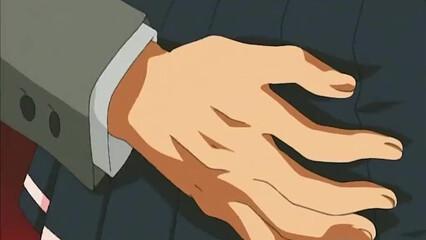 Порно аниме хентай приключение с девушкой в общественной электричке